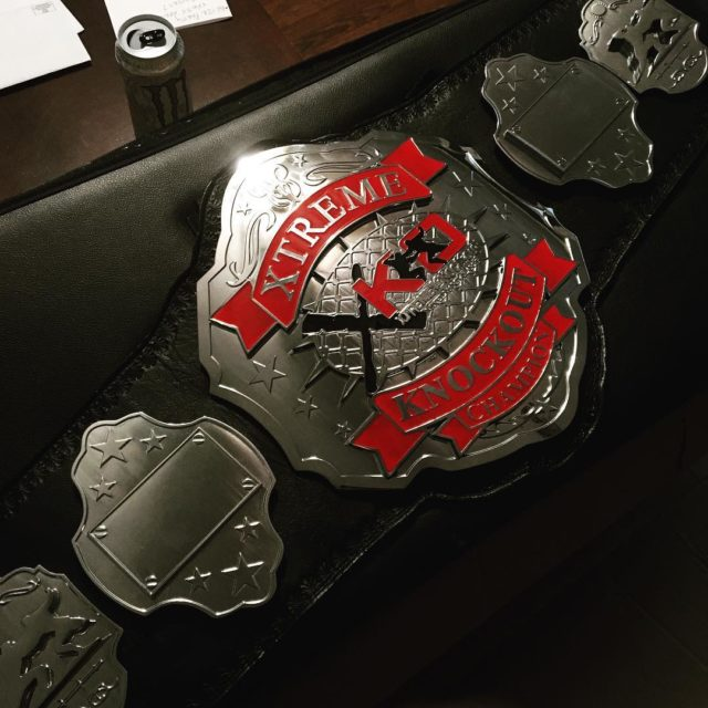 Just got the NEW XKO CHAMPIONSHIP BELTS in!!!! Its almosthellip