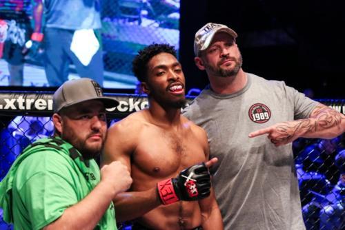 XKOA 11 - Fight 1 - Wesley Hawthorne vs Rhys Brooks-31