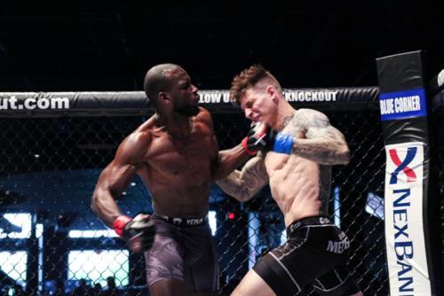 XKOA 11 - Fight 2 - Brandon Bennett vs Jaccon Charles-16