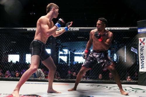 XKOA 11 - Fight 3 - Landry Ward vs Brandon Blackwell-20