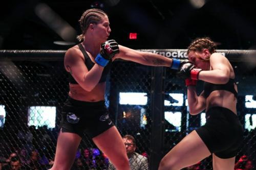 XKOA 11 - Fight 4 - Loren Benjar vs Emilee Hoffman-8