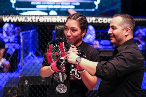 XKOA 11 - Fight 6 - Valerie Soto vs Jackelyn Walker-117