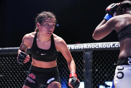 XKOA 11 - Fight 6 - Valerie Soto vs Jackelyn Walker-69