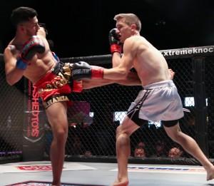 XKOA 35 Fight 1 - Hamza AlSaad vs Logan Goodson-9