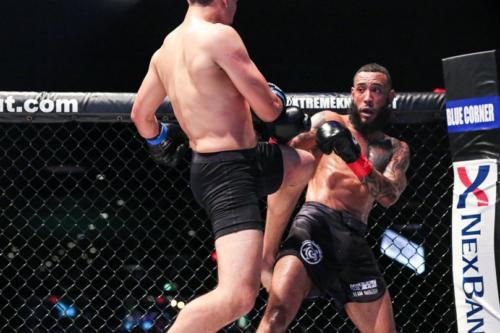 XKO 41 - Fight 7 - Peter Stanonik vs Chris Pecero-114